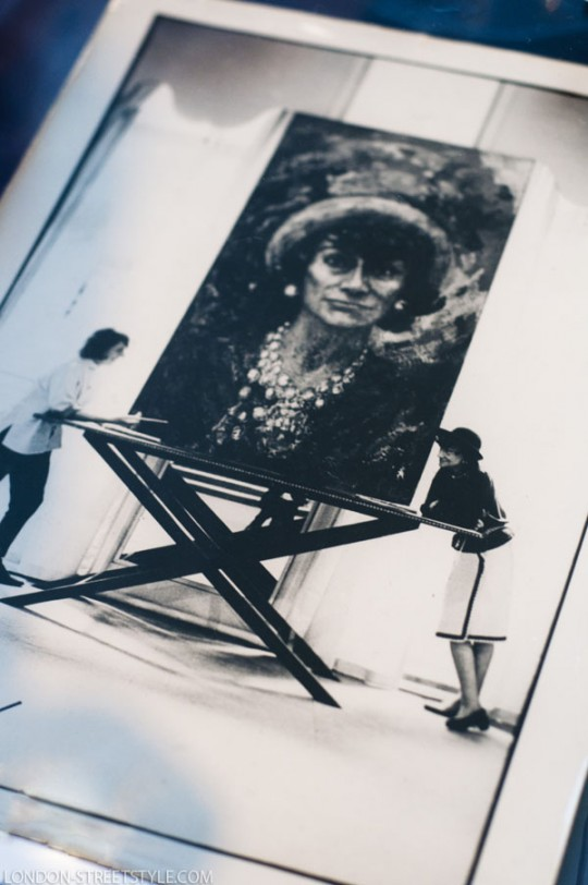 Coco Chanel: A new portrait by Marion Pike Paris 1967-1971