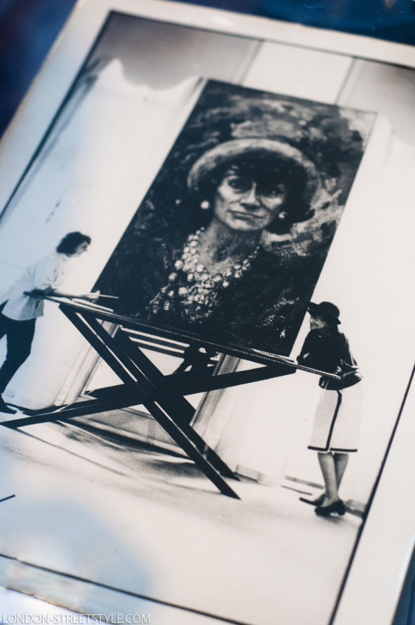 Coco Chanel, Chanel, Marion Pike, Amy de la Haye, London College of Fashion, Fashion Space Gallery, A new portrait, A new portrait by Marion Pike Paris 1967-1971, Jeffie Pike Durham