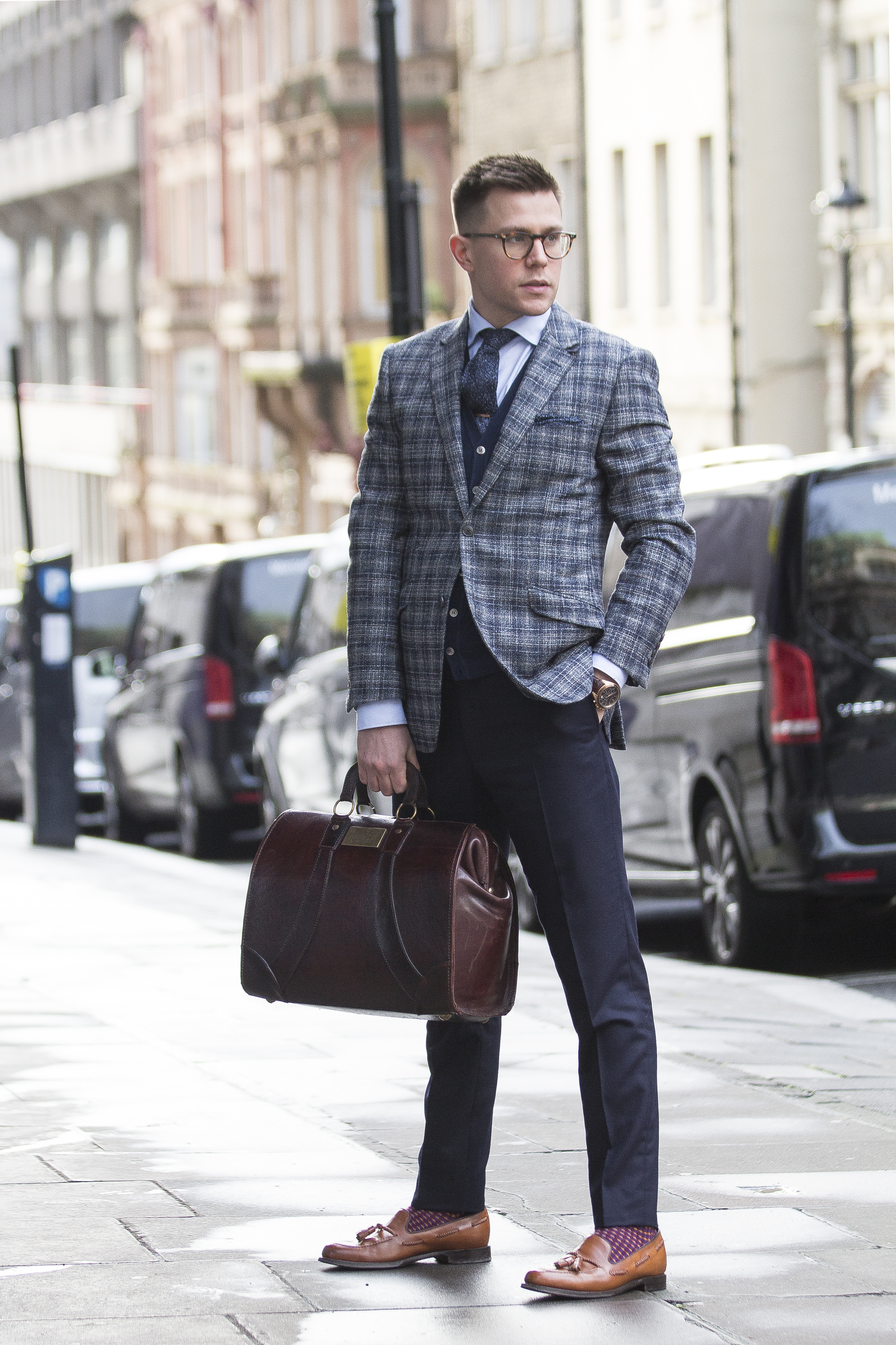 Adam London Streetstyle